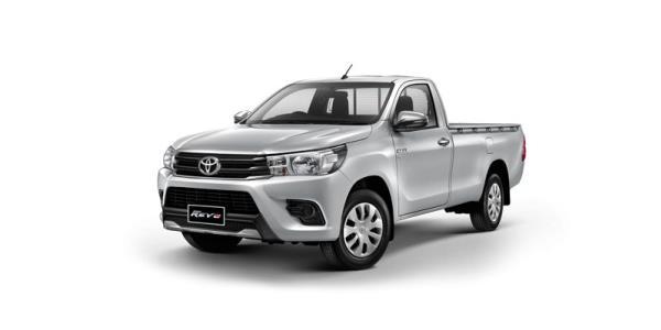 รูปลักษณ์ภายนอก และ ภายใน Toyota Hilux Revo 2018