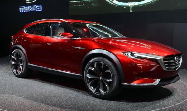 New Model Upgrade Mazda CX-9