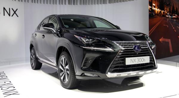 Lexus NX ถือเป็นรถรุ่นที่ขายดีที่สุดของเลกซัสในประเทศไทย