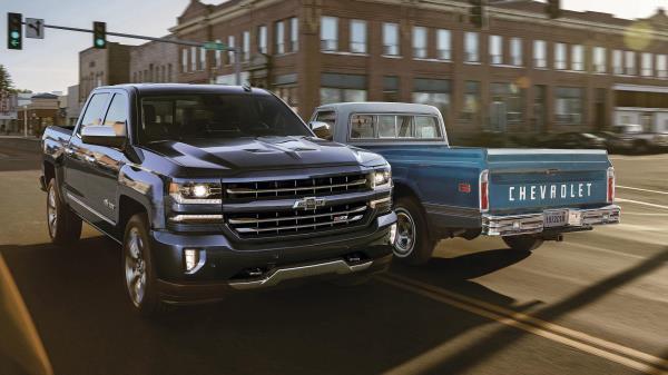 Chevrolet Colorado 2018 Centennial Editionใหม่