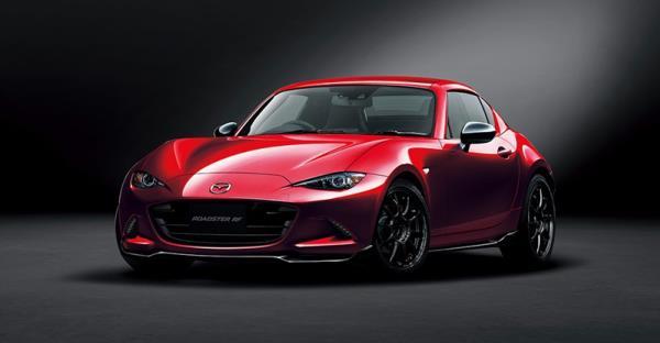 Mazda Roadster RF Custom Style 2018