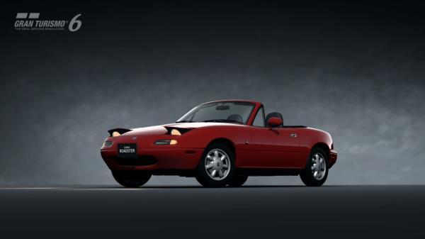 Mazda Roadster (NA)