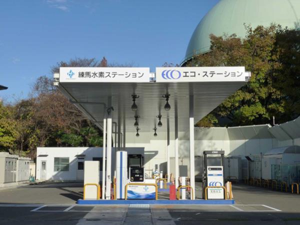 ญี่ปุ่นวางแผนการสรา้งเพิ่มสถานีชาร์จไฮโดรเจน