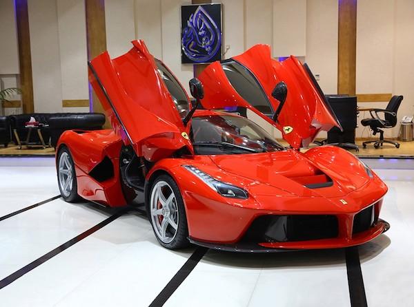 Ferrari เพิ่มการผลิตในปี 2018