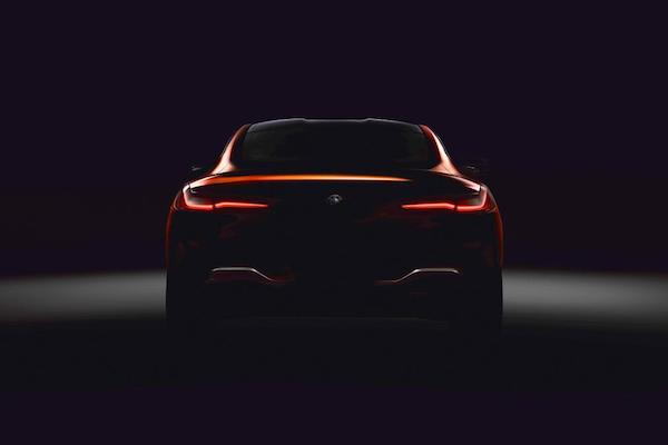 All-NEW BMW 8-Series
