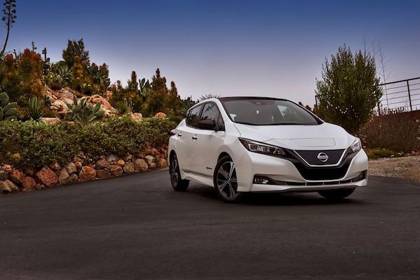 รถ Nissan Leaf