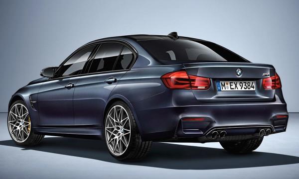 BMW M3 2018 โฉมใหม่