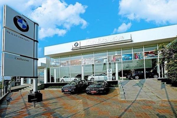 BMW-Great wall ผลิตรถมินิพลังไฟฟ้าในปี 2019