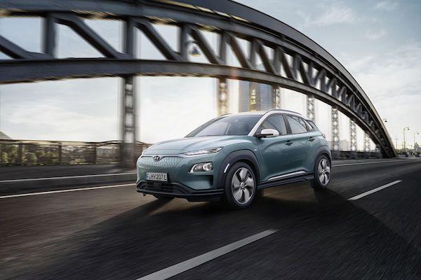 เปิดตัว Hyundai Kona Electric 2018 ในงานเจนีวามอเตอร์โชว์