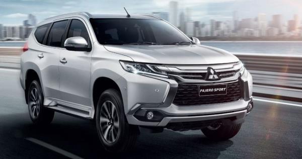 ราคา Mitsubishi Pajero Sport 2018 เดือนมีนาคม