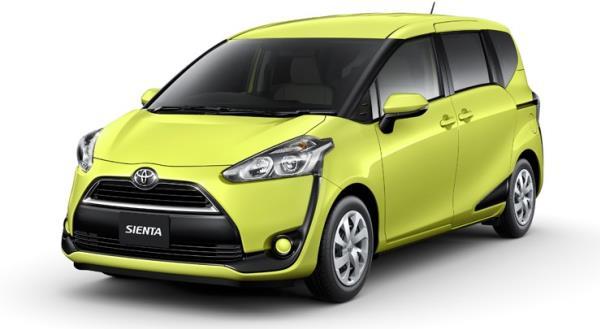 Toyota Sienta – MPV
