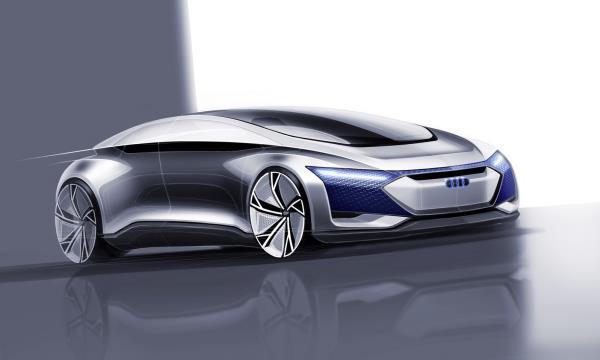 รูปลักษณ์แห่งอนาคต ของ Audi e-tron GT รถพลังงานไฟฟ้า EV