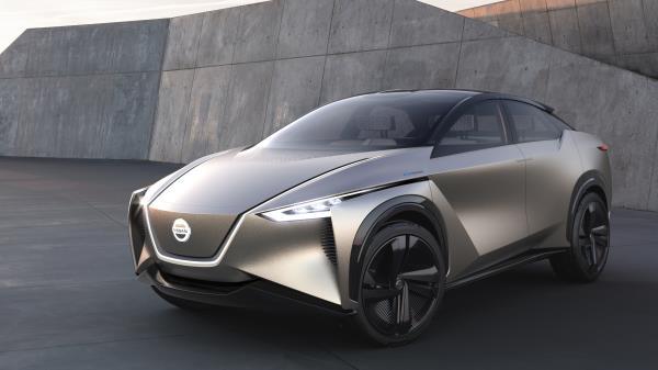 Nissan IMx KURO (นิสสัน ไอเอ็มเอ็กซ์ คุโร) รถครอสโอเวอร์พลังไฟฟ้า