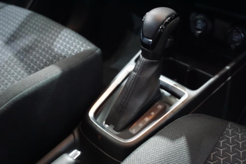 ภายใน Suzuki Swift 2018