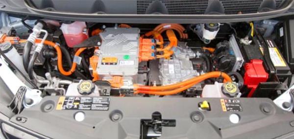 chevrolet bolt  รถ EV พลังงานสะอาด