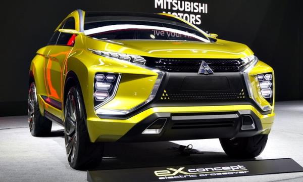 Mitsubishi eX Concept 2018 โฉมใหม่