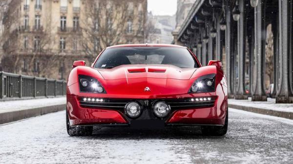 """Equus Automotive  แปลงโฉม """"Chevrolet Corvettes"""" รถสปอร์ตสุดหรู ให้เป็นรถแต่งสุดคลาสสิก"""