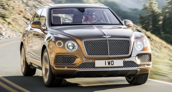 Bentley's Mulliner division ชุดนี้จะมีเฉพาะรุ่น  รถแบบ Bentayga  เท่านั้น