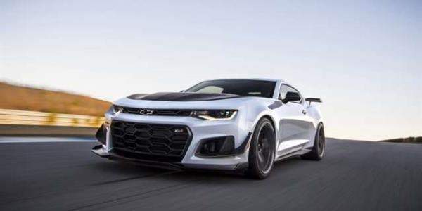 นิวลุ๊คโฉมใหม่ของ Chevrolet Camaro Turbo 1LE