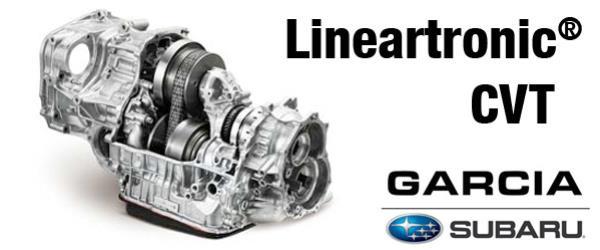 เทคโนโลยี เกียร์ Lineartronic CVT