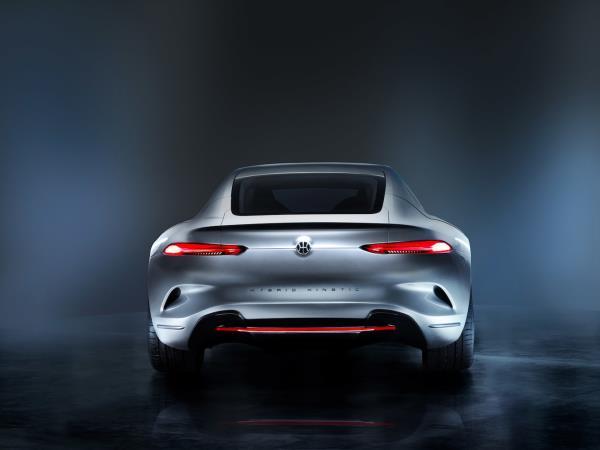 ภาพ Teaser Pininfarina H500 ที่จะเปิดตัวใน งานปักกิ่ง มอเตอร์โชว์ ปลายเดือนเมษายน 2018 นี้