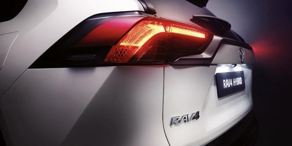 ภาพทีเซอร์เปิดตัว Toyota RAV4 2018 เวอร์ชั่นยุโรป