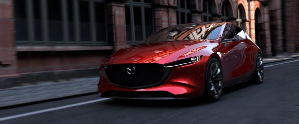 All New Mazda 6 Next Generation