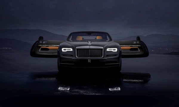 Rolls-Royce Wraith Luminary Collection 2018