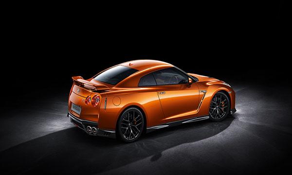 Nissan GT-R Premium Edition 2018