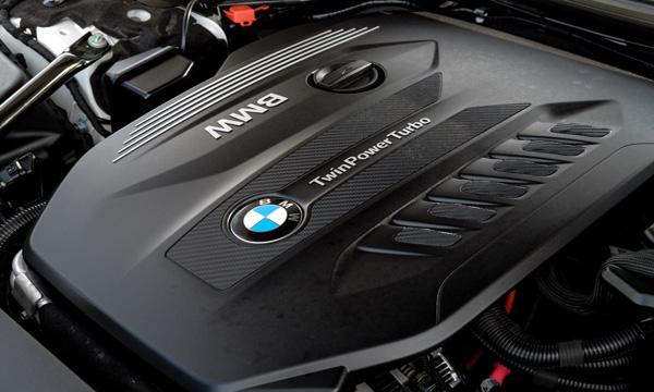 เครื่องยนต์ดีเซล 6 สูบ BMW Twin Power Turbo