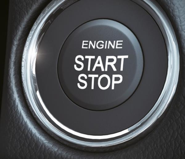 Keyless Push Start ปุ่ม Engine Switch