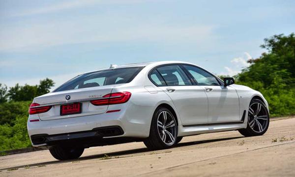 BMW 730 Ld M Sport