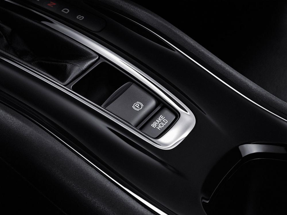 Auto Brake Hold ระบบเบรกอัตโนมัติ ใน Honda HR-V