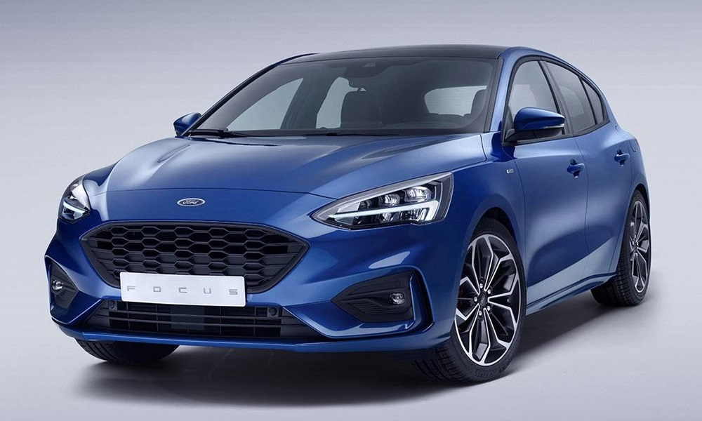 All New Ford Focus 2018