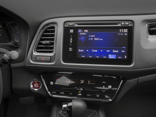 ระบบเครื่องเสียงระบบสัมผัส Honda HR-V