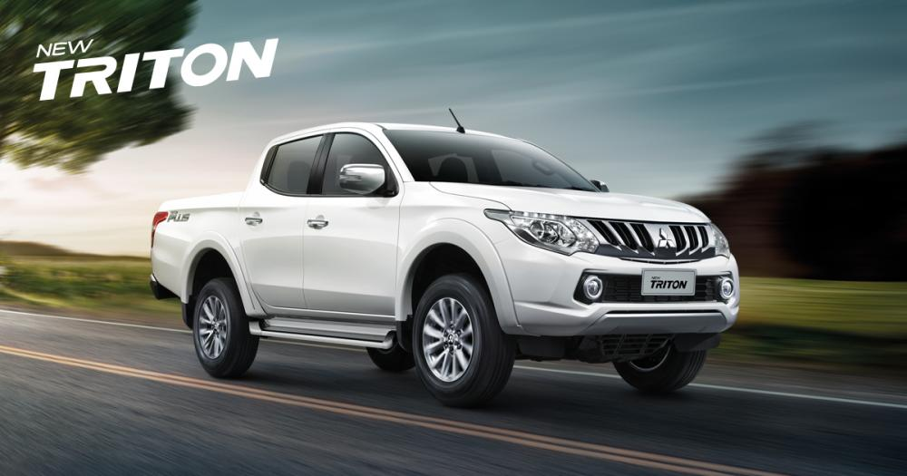 Mitsubishi Triton Double Cab Plus