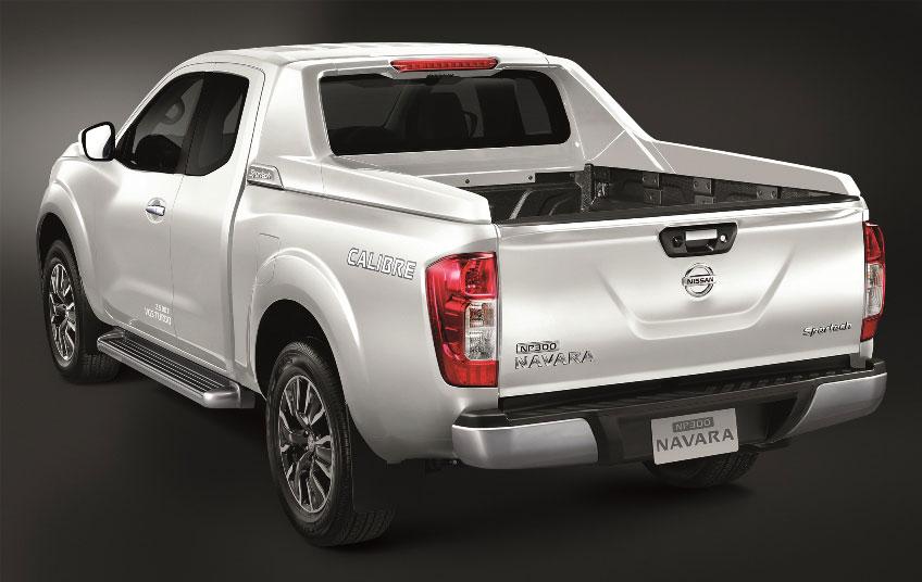 Nissan Navara NP 300 Double Cab