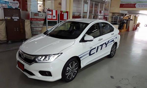 Honda City 2018
