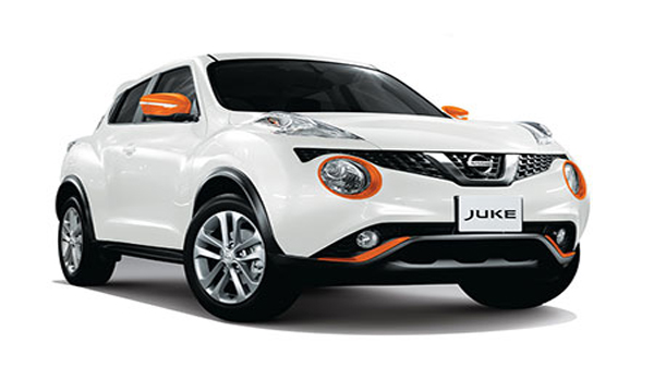 Nissan Juke Color Studio