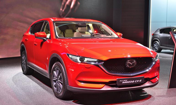 All New Mazda CX-5 2.2 XDL