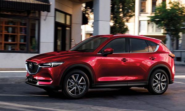 ด้านข้าง All New Mazda CX-5 2.2 XDL