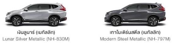 Honda CR-V รุ่น 2.4 E