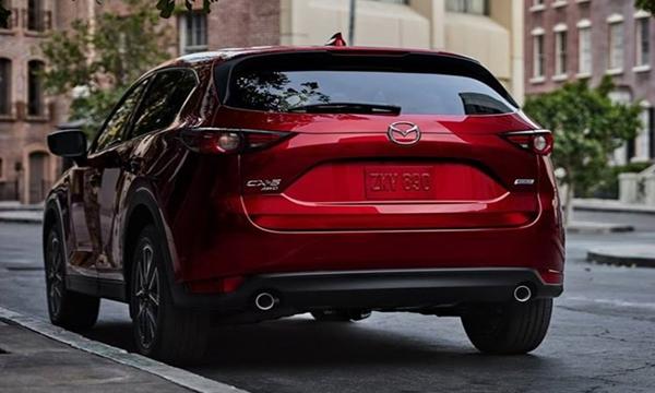 Mazda CX-5 2.2 XDL 2018