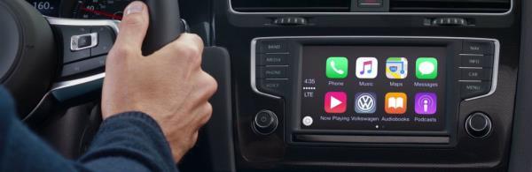 ระบบ Infotainment ในรถยนต์
