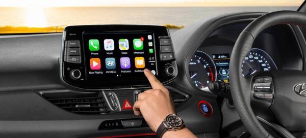 ระบบ Infotainment ในรถยนต์ทำให้ไม่พลาดทุกการติดต่อสื่อสาร