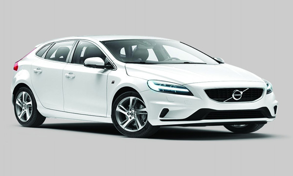 Volvo V40 T4 Dynamic Edition 2018