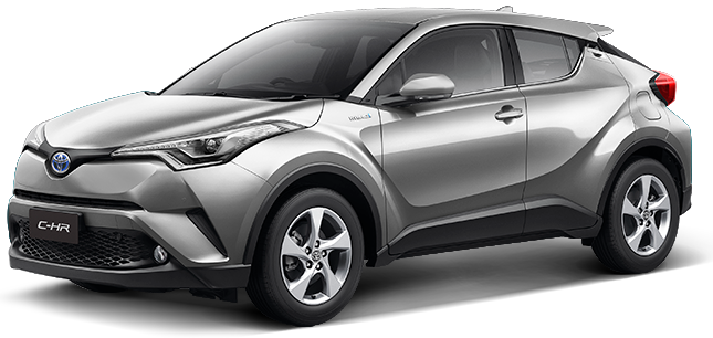 All New Toyota C-HR 2018