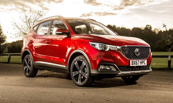 New MG ZS 2018