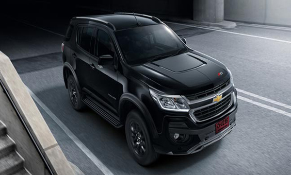 Chevrolet Trailblazer Z71 โฉมใหม่ 2018