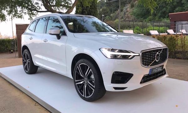 Volvo XC60 T8 Engine Plug-in Hybrid